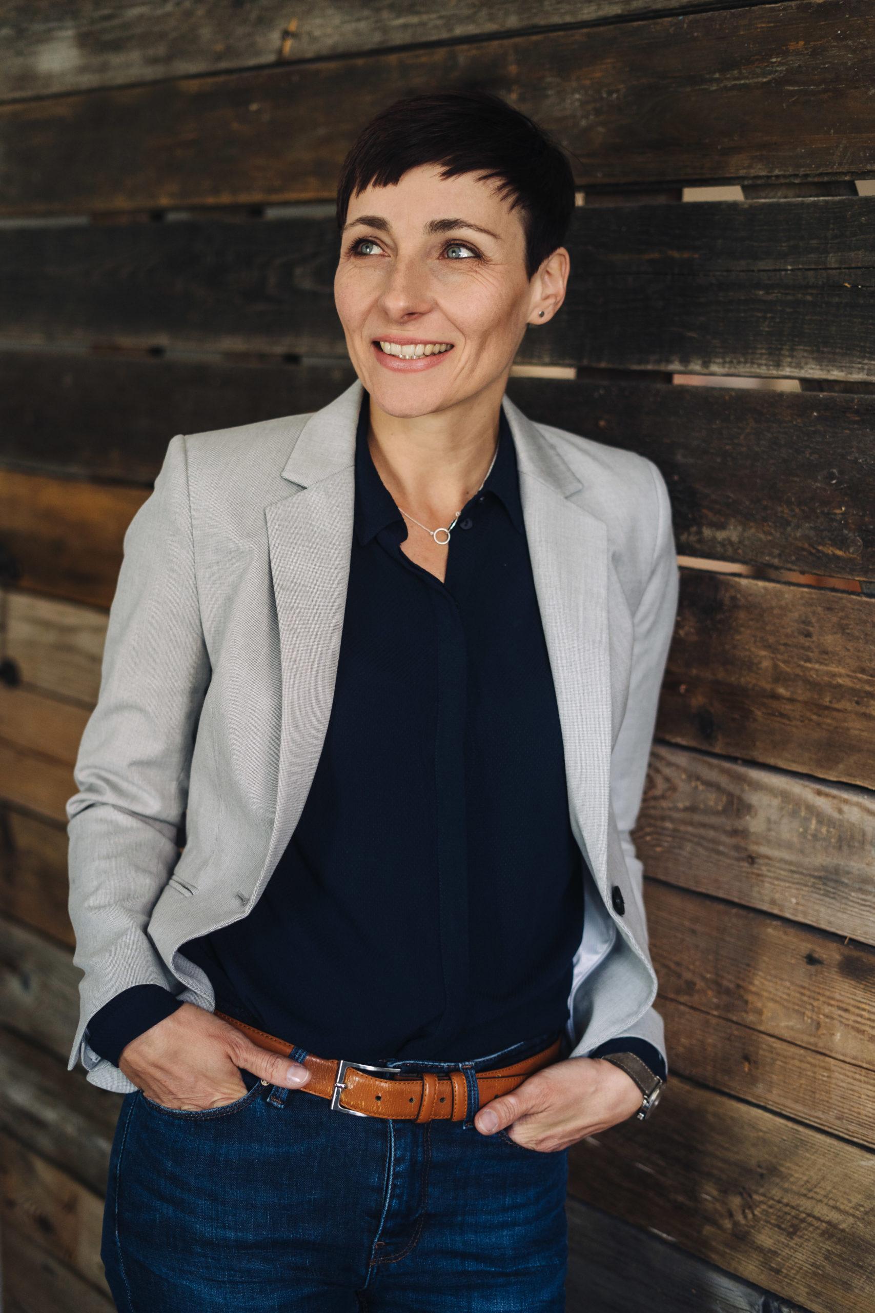 Simone Olbert - Expertin für Führung