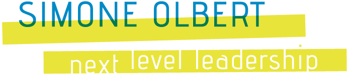 Simone Olbert - next level leadership